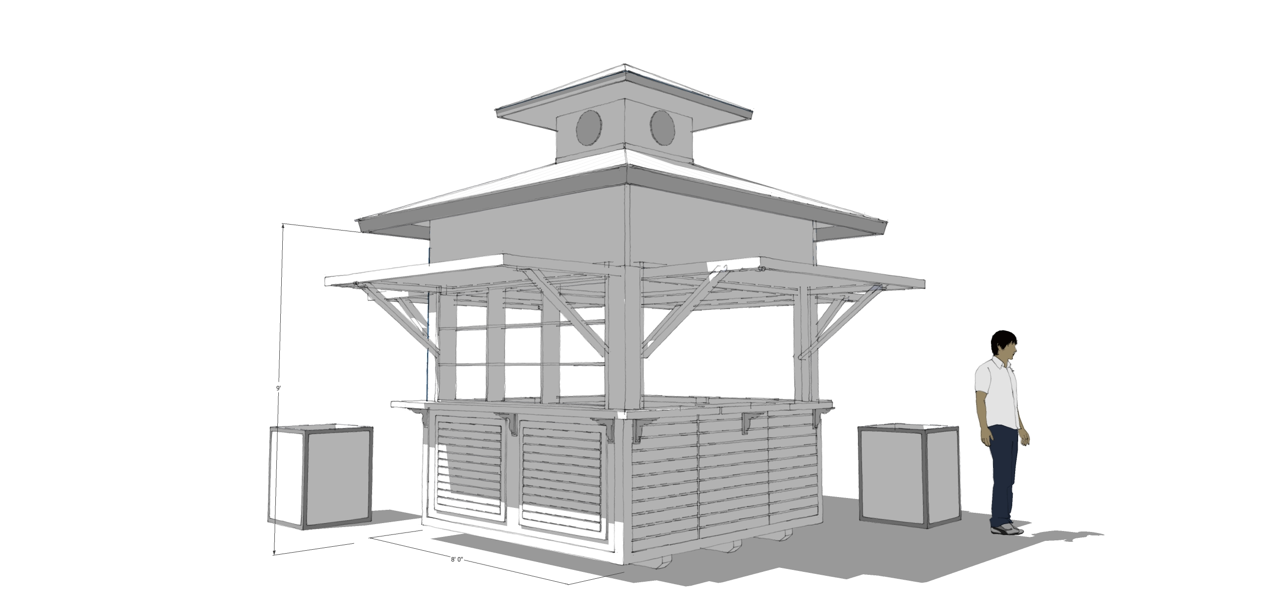 Caribbean Condo Beach Huts Custombeach Com